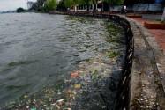 Tình trang ô nhiễm nước sông hồ tại nước ta