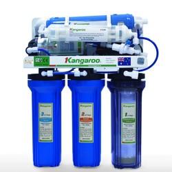 Máy lọc nước Kangaroo RO 8 lõi lọc KG104UV (không tủ)