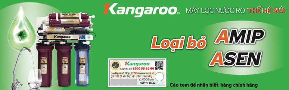 Khuyến mại khi mua máy lọc nước Kangaroo có đèn UV