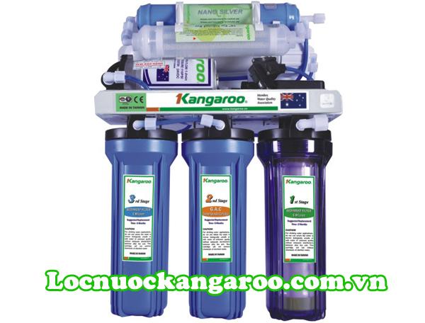máy lọc nước Kangaroo thông minh chiếm lĩnh thị trường