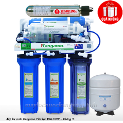 Máy lọc nước 7 cấp lọc KG103UV (không tủ)