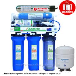 Máy lọc nước có đèn chiếu tia cực tím KG102UV (không tủ)