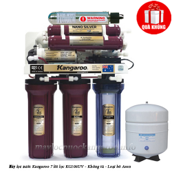 Máy lọc nước loại bỏ Asen KG106UV (không tủ)