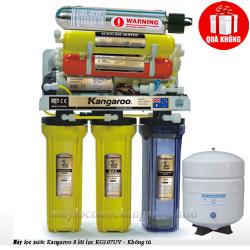 Máy lọc nước lõi lọc 3 trong 1 KG107UV (không tủ)