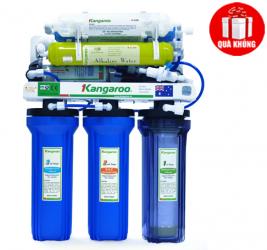 Máy lọc nước Kangaroo không tủ 7 lõi lọc KG104